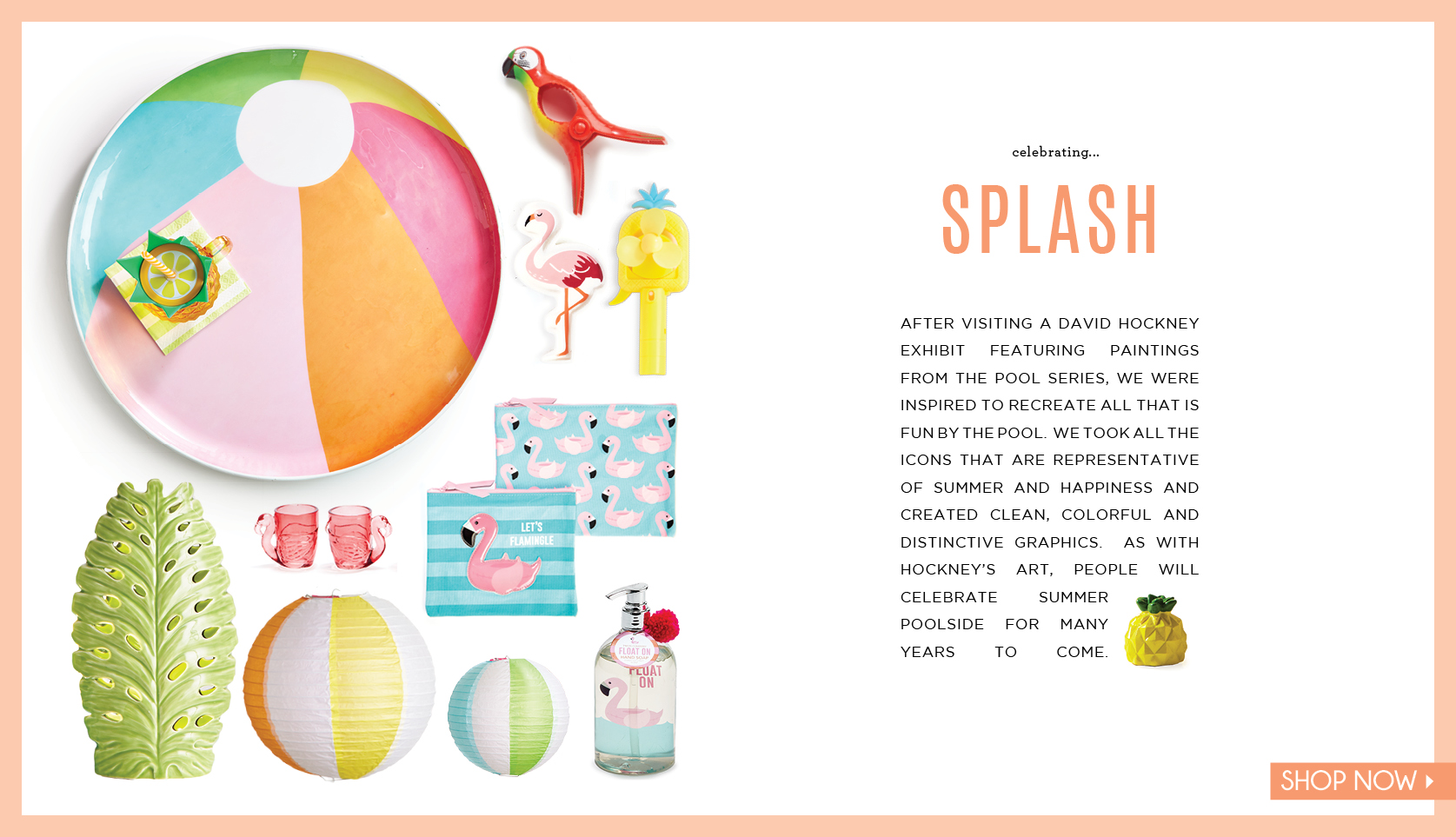 Splash Collection image