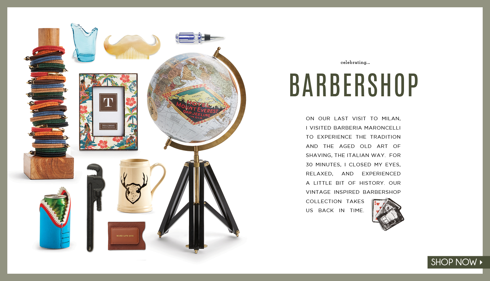 Barbershop Collection Image