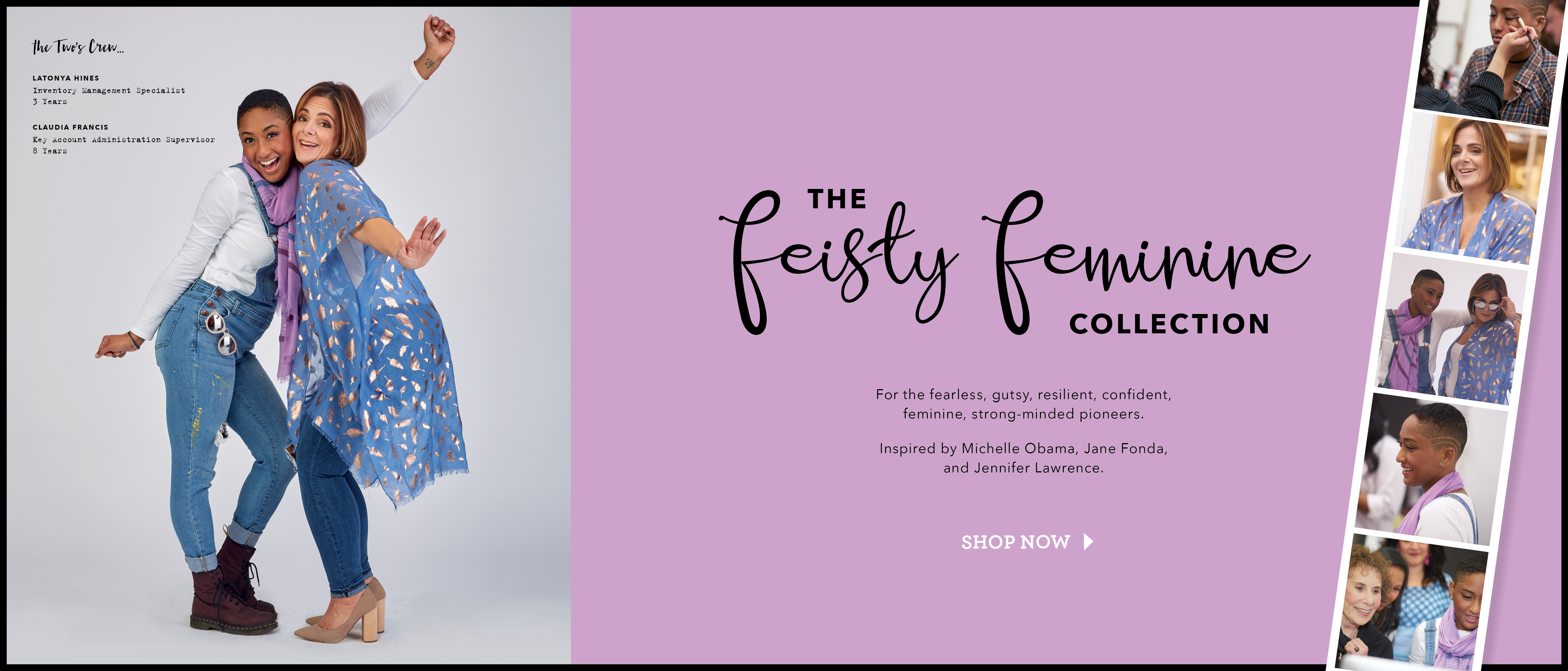 Fiesty Feminine Collection image