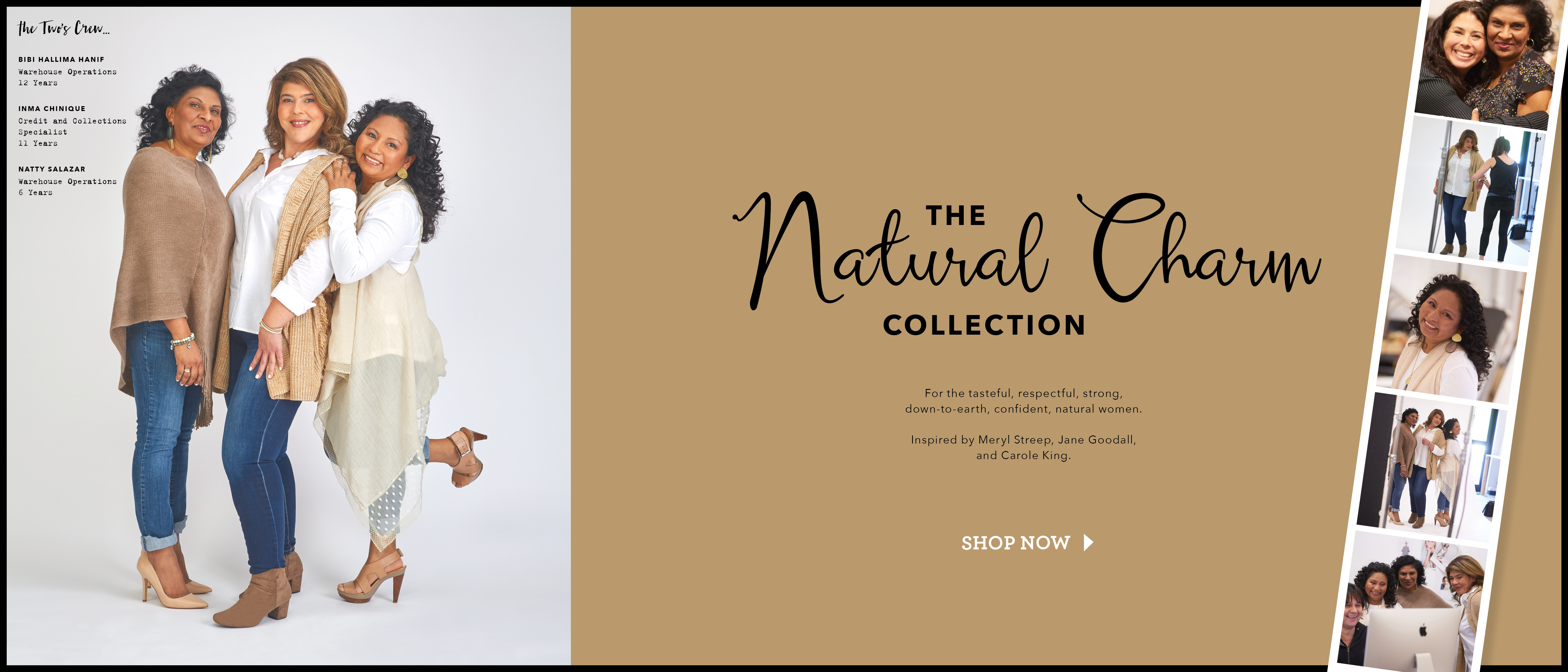 Natural Charm Collection image