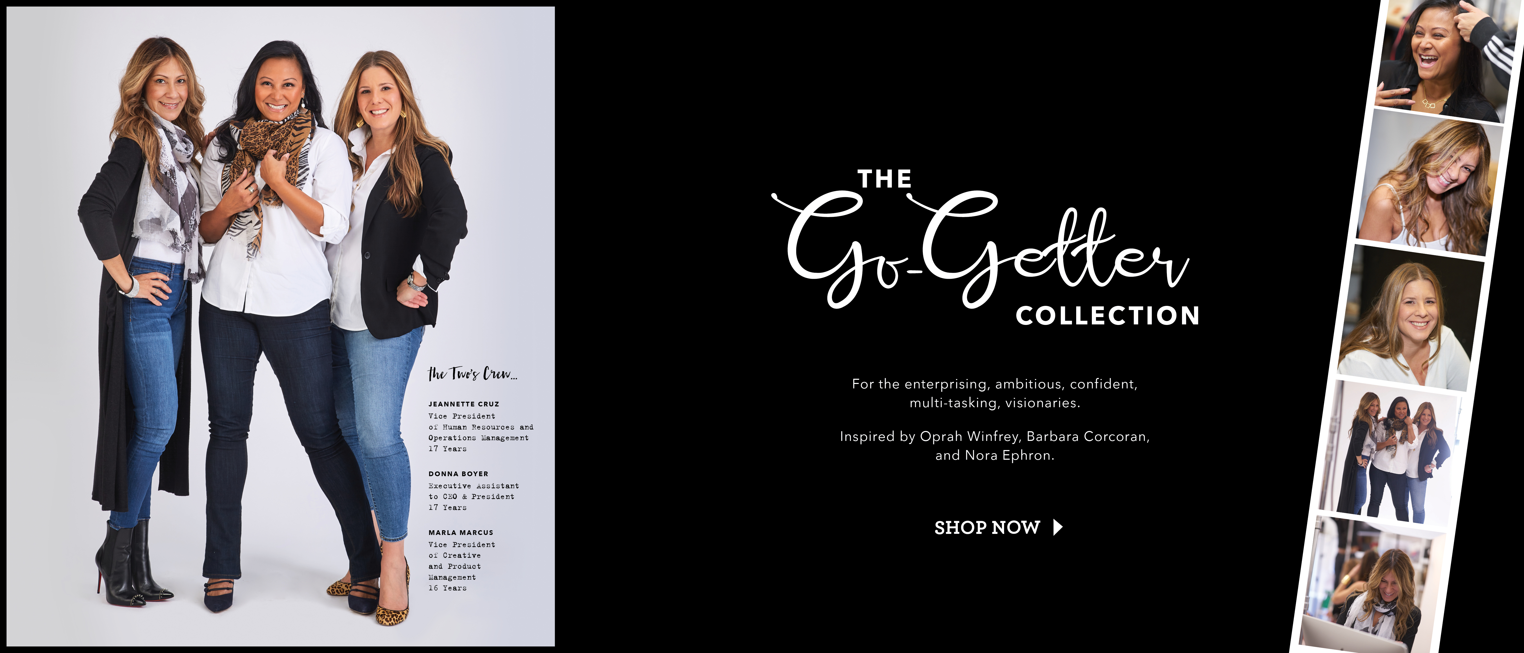 Go-Getter Collection image
